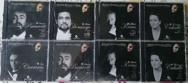 Imagen 8 CD Grandes Divos de la ópera