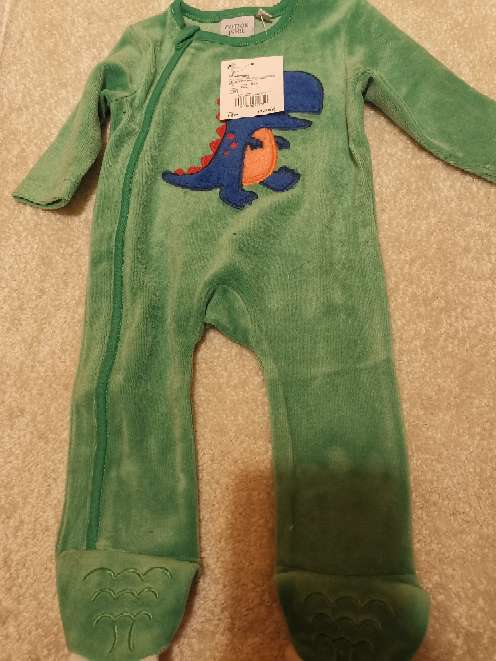 Imagen Pijama body