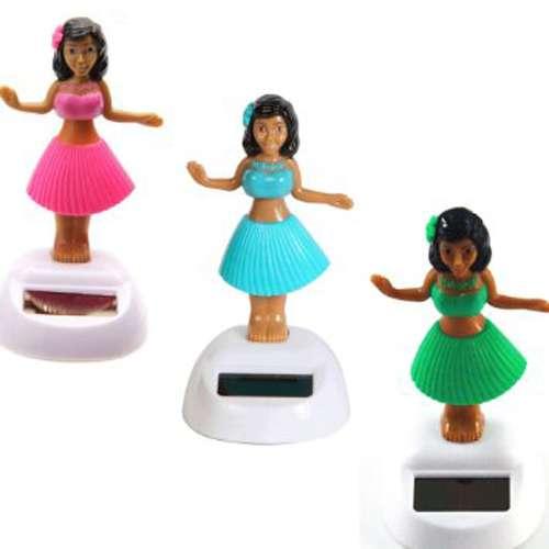 Imagen producto Muñeca bailarina hula hu hawaiana 5