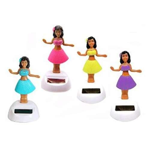 Imagen producto Muñeca bailarina hula hu hawaiana 4