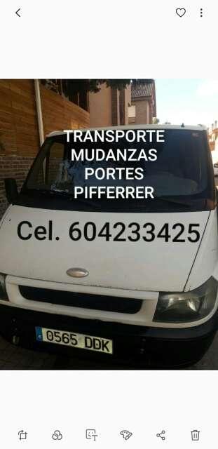 Imagen producto Mudansas y Transporte  EnTodo Madrid 3