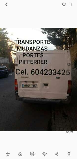 Imagen producto Mudansas y Transporte  EnTodo Madrid 2