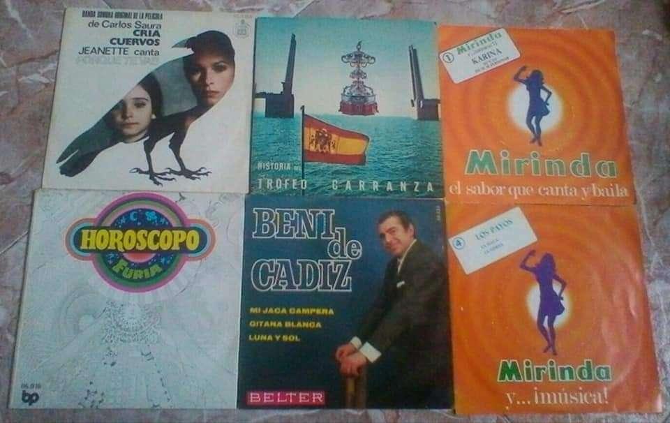 Imagen producto Discos vinilos Singles  4