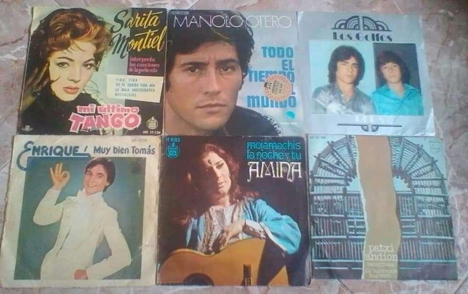 Imagen producto Discos vinilos Singles  2