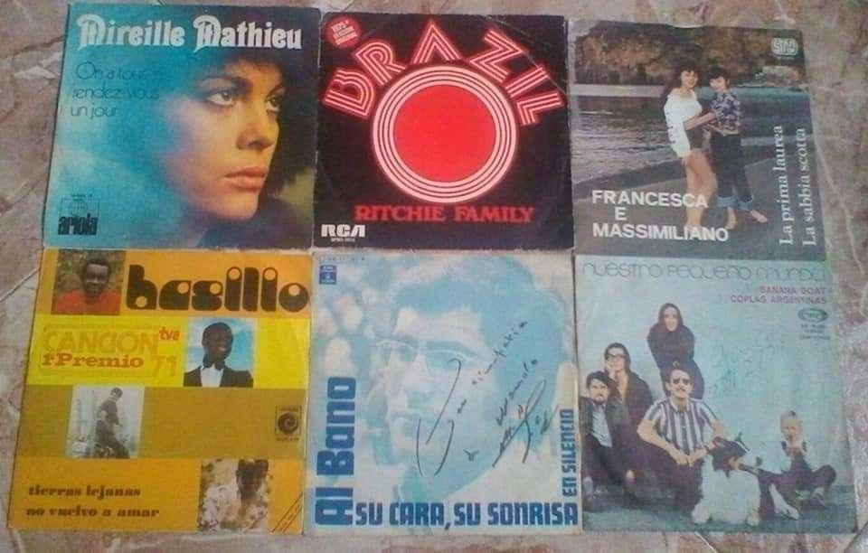 Imagen producto Discos vinilos Singles  5