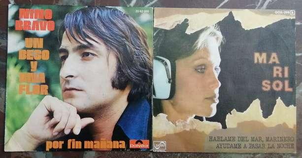 Imagen Discos vinilos Singles