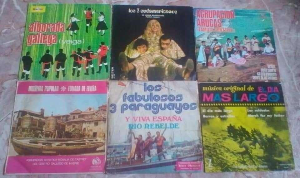 Imagen producto Discos vinilos Singles  7