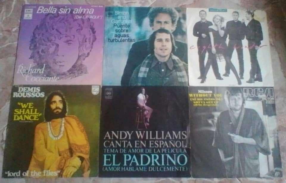 Imagen producto Discos vinilos Singles  6