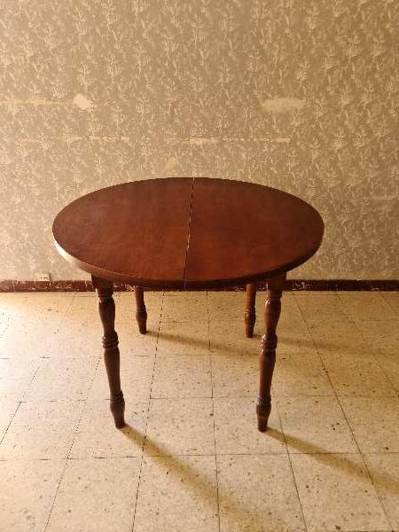 Imagen Mesa camilla madera