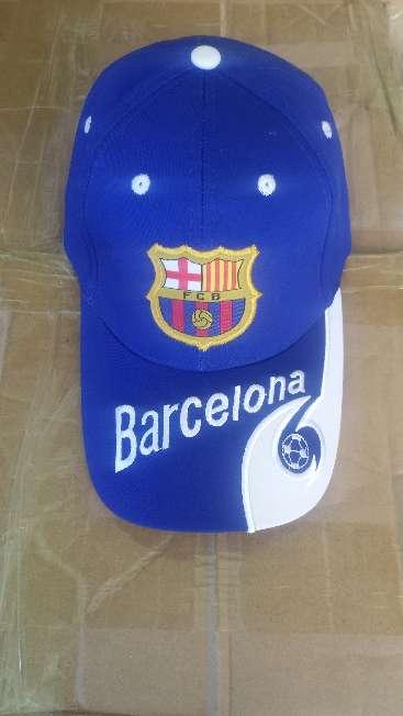Imagen Gorras Real Madrid o Barcelona F.C.