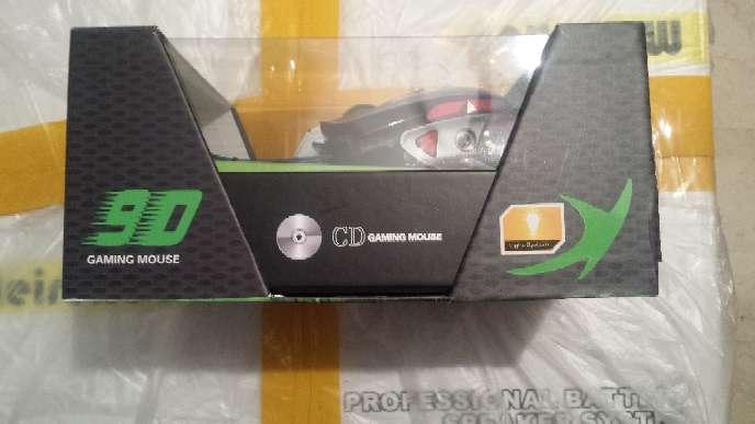 Imagen producto Raton Gaming de aluminio con contrapesos ajustables 4