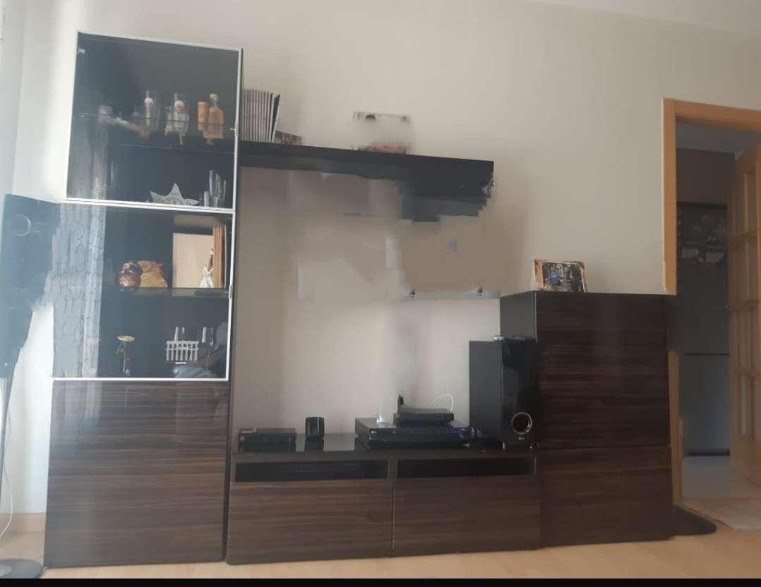 Imagen producto Muebles de salón de wengue  1