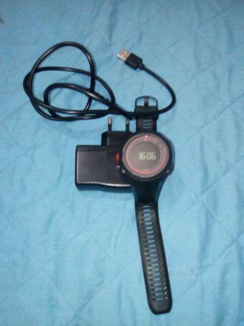 Imagen reloj pulsaciones de muñequera GPRS para hacer deportes