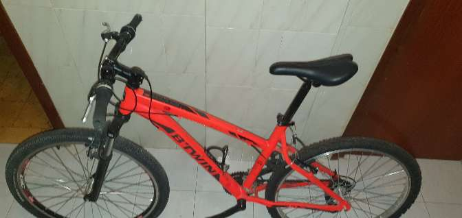 Imagen Bicicleta Rockrider 340