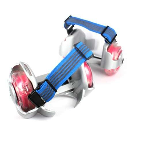Imagen producto Patines dos ruedas para calzados 1