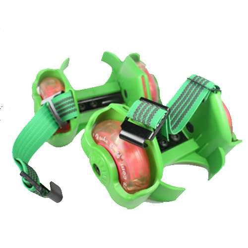 Imagen producto Patines dos ruedas para calzados 2