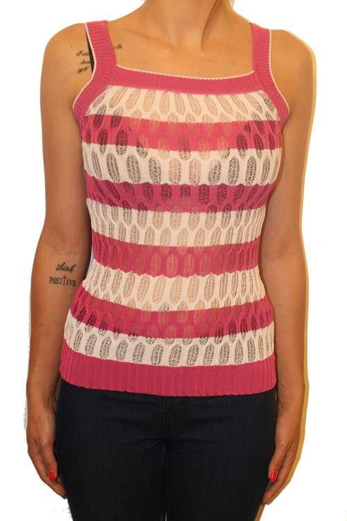 Imagen producto Tops de hilo varios colores calidad 2