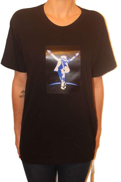 Imagen producto Camisetas iluminadas y musicales 2