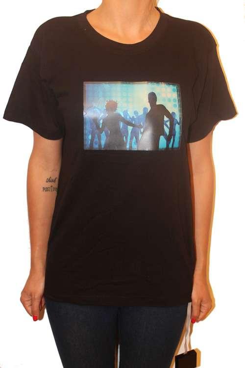 Imagen producto Camisetas iluminadas y musicales 4