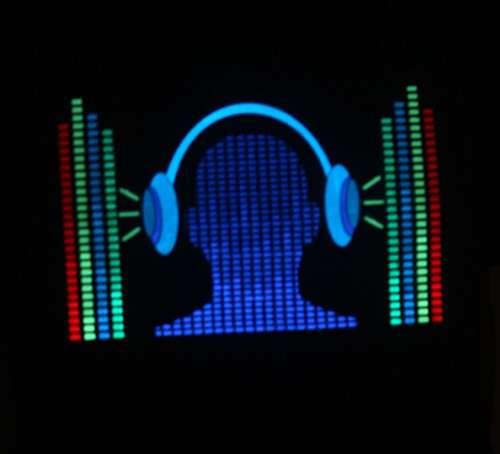 Imagen producto Camisetas iluminadas y musicales 9