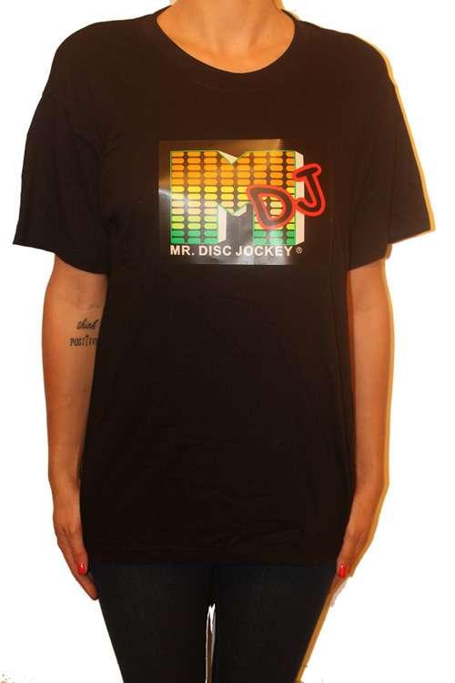Imagen producto Camisetas iluminadas y musicales 8