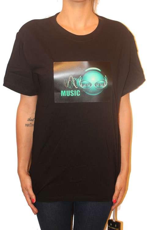 Imagen producto Camisetas iluminadas y musicales 6