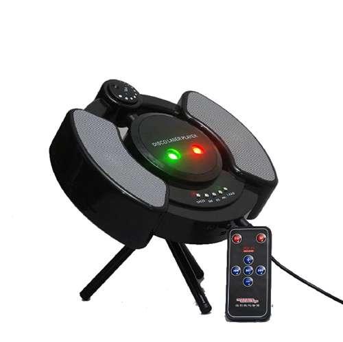 Imagen Altavoz discoteca con slot para tarjeta sd y laser para bailar