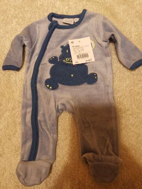 Imagen Pijama body, Cotton Juice