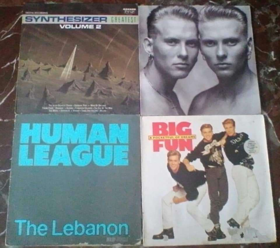 Imagen producto Discos vinilos LP  7
