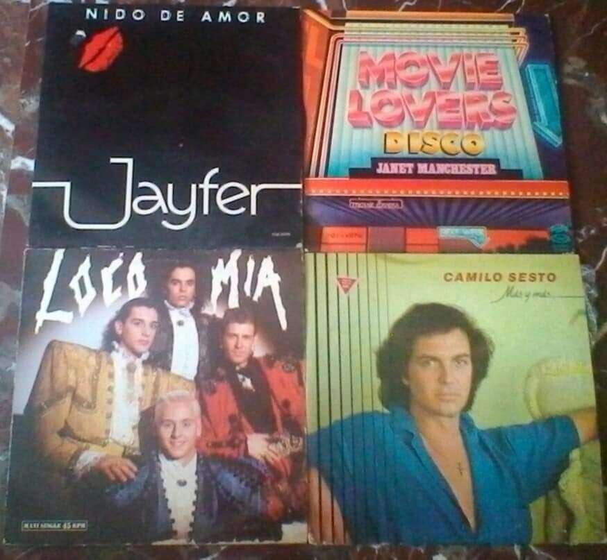 Imagen producto Discos vinilos LP  8