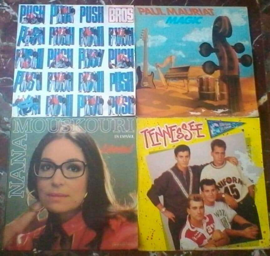 Imagen producto Discos vinilos LP  9