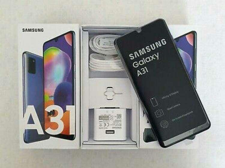 Imagen producto Título: Samsung Galaxy A31 64gb de memoria, nuevo y original 2
