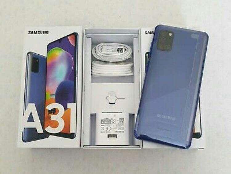 Imagen producto Título: Samsung Galaxy A31 64gb de memoria, nuevo y original 3