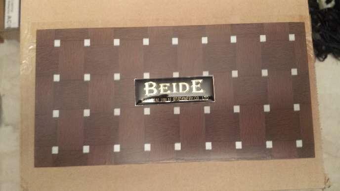 Imagen Pluma estilografica y boligrafo marca BEIDE con caja de coleccion