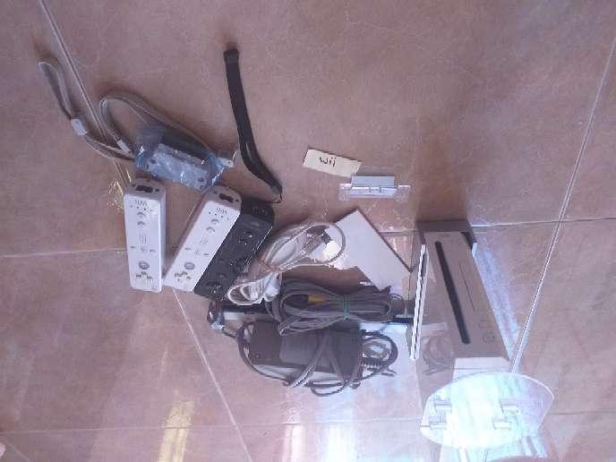 Imagen Wii Rota con mandos