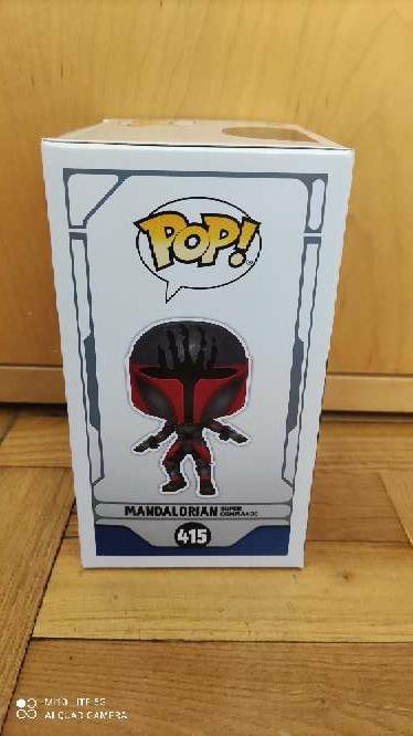 Imagen producto Funko pop Mandalorian super commando 4