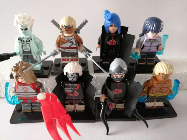 Imagen producto 8 Figuras Naruto Uzumaki. Nuevas 2