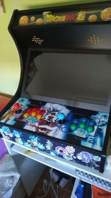 Imagen máquinas arcade