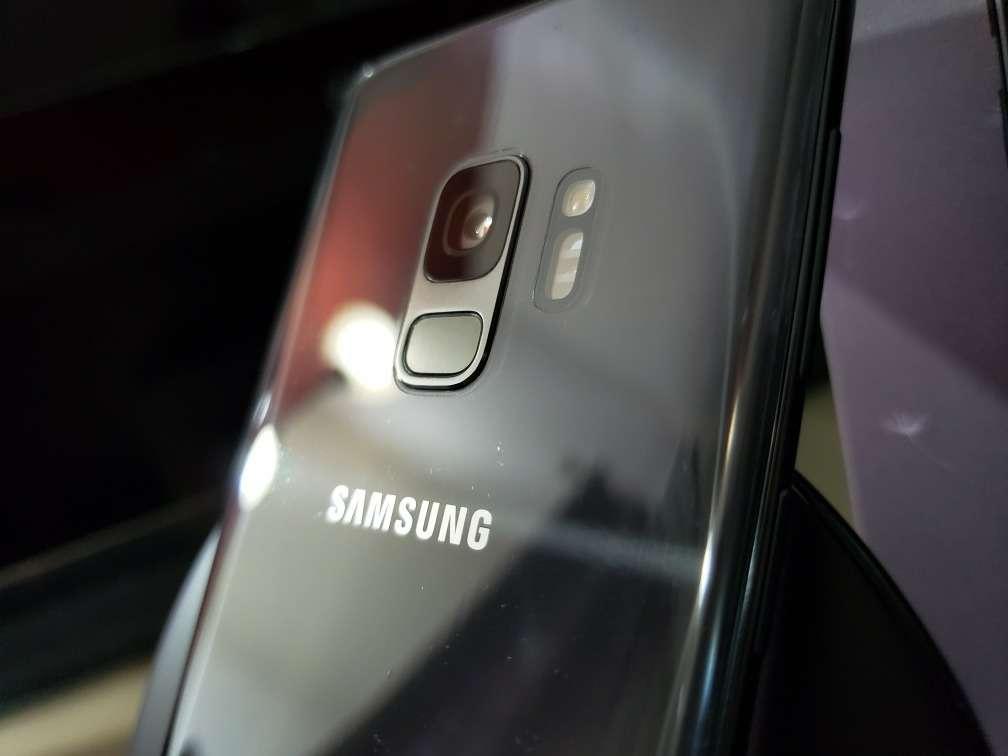 Imagen Samsung Galaxy S9 + Wireless