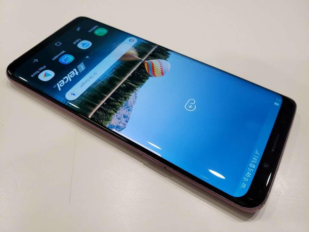 Imagen Samsung Galaxy S9 Lila
