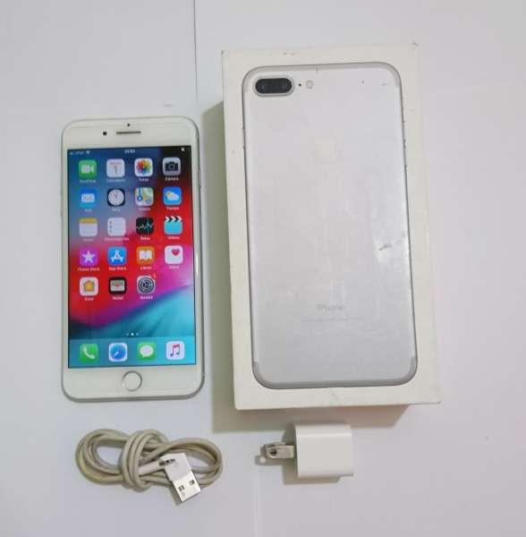 Imagen Iphone 7 plus Plata