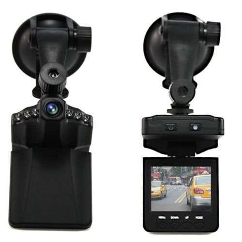 Imagen Camara para el coche HD con monitor de vigilancia