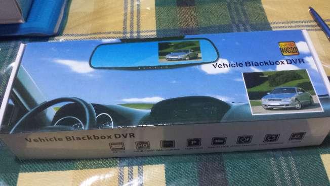 Imagen Video camara para coche espejo retrovisor