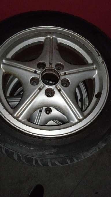 Imagen Llantas de aluminio original es de BMW 17'