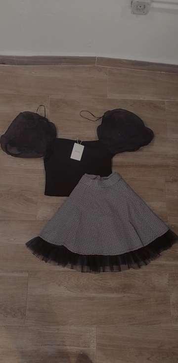 Imagen Conjunto de falda y vestido