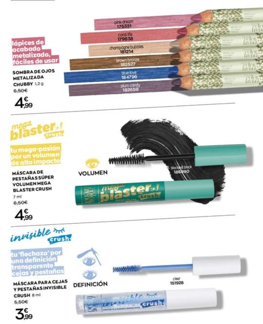 Imagen producto Labiales,  maquillaje y bases  6