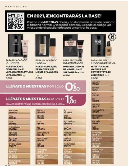 Imagen producto Labiales,  maquillaje y bases  7