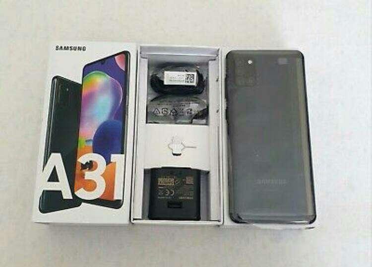 Imagen Título: Samsung Galaxy A31 64gb de memoria, nuevo y original