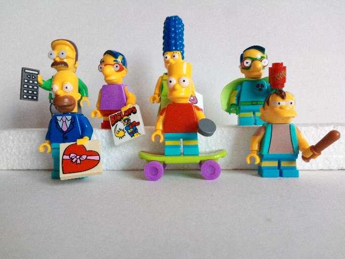 Imagen 7 Figuras The Simpson