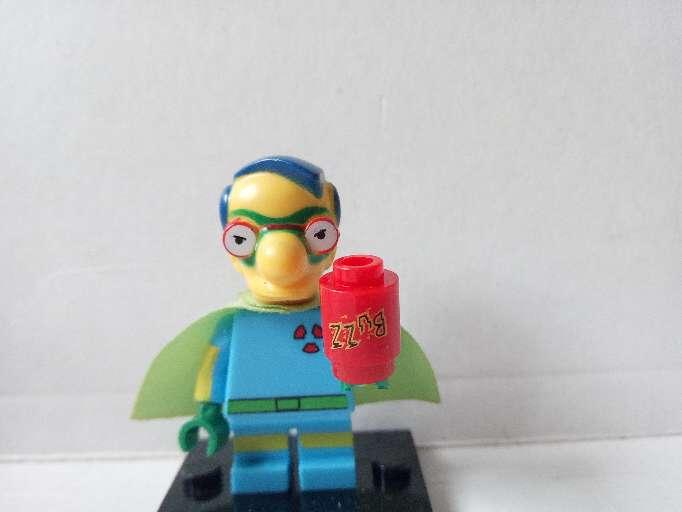 Imagen producto 7 Figuras The Simpson 3